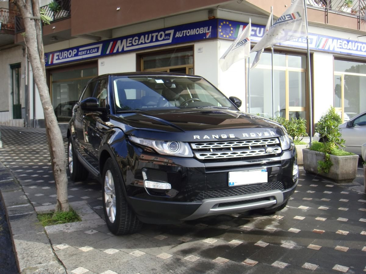 LAND ROVER | RANGE ROVER EVOQUE | 2.2 TD4 PURE TECH PACK