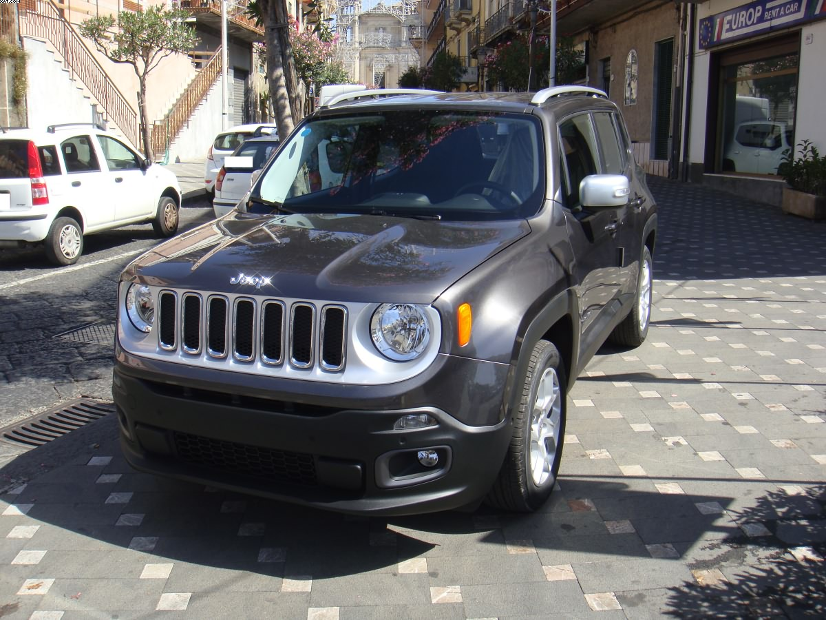 JEEP | RENEGADE | 1.6 MTJ 120CV LIMITED