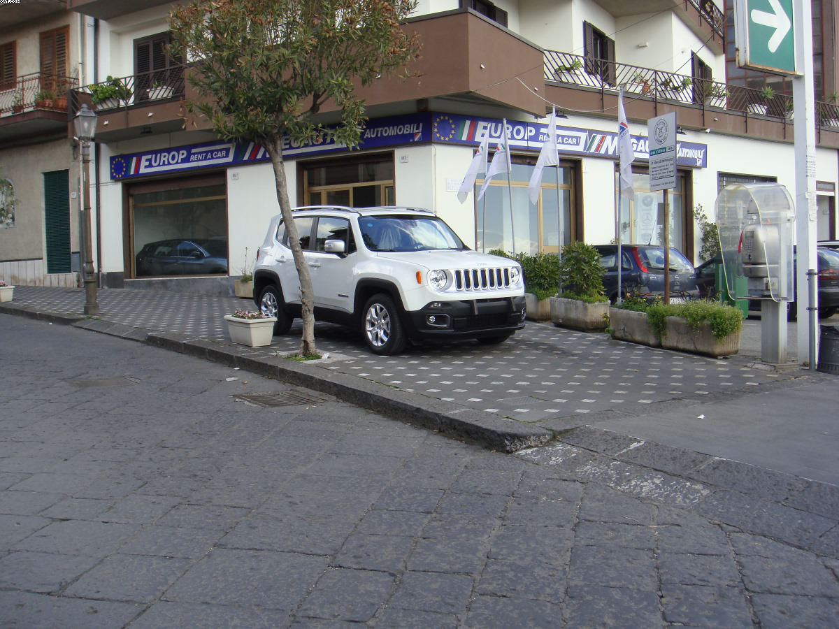 RENEGADE 1.6 MTJ 120CV LIMITED