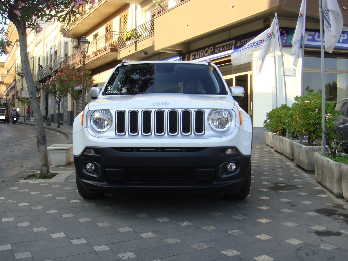JEEP | RENEGADE | 1.6 MTJ 120CV LIMITED MY2018