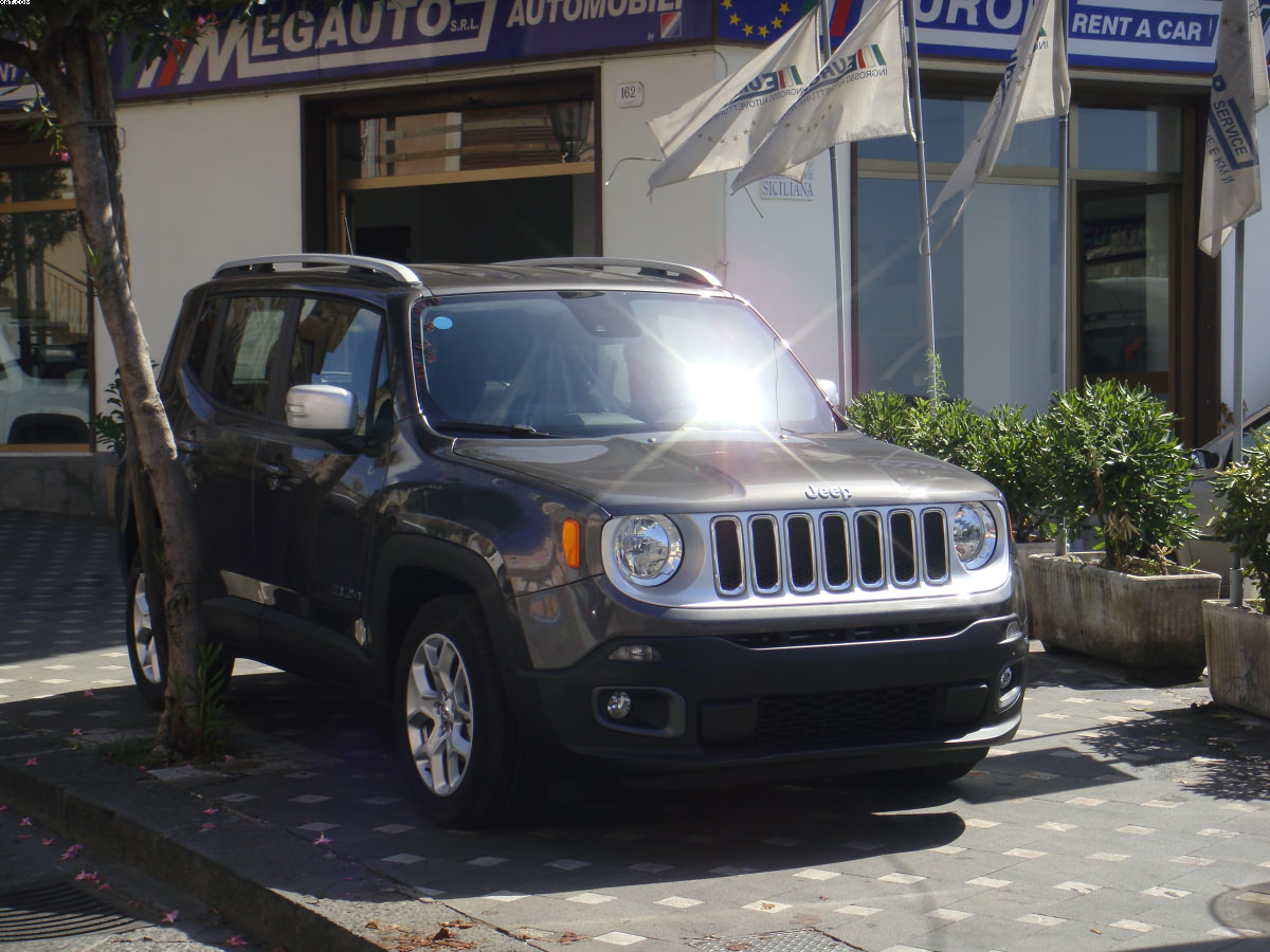 JEEP | RENEGADE | 1.6 MTJ DCT 120CV LIMITED