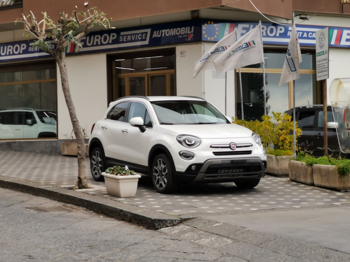 FIAT | 500X | CROSS LOOK My19