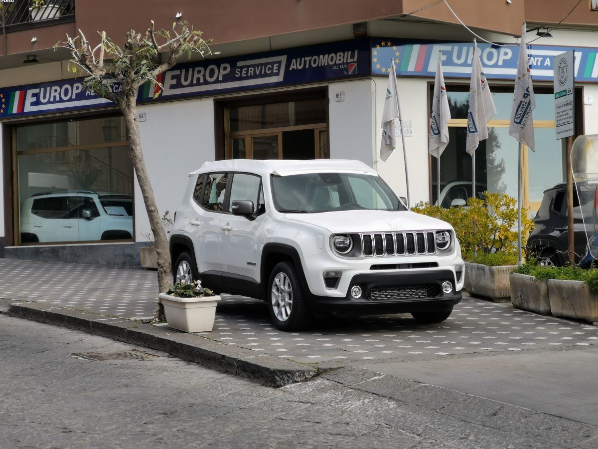 JEEP | RENEGADE | 1.6 MTJ 120CV LIMITED MY19
